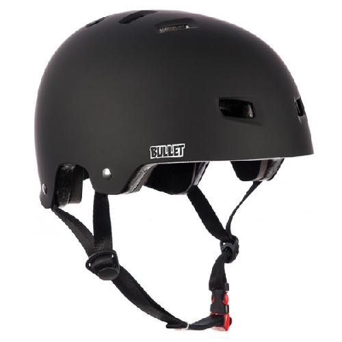 BULLET HELMET JUNIOR matt black