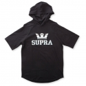 SUPRA ABOVE DRIPS TEE black