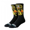 STANCE COBRA KAI black