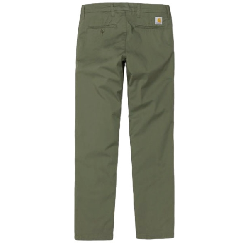 CARHARTT SID PANT Brass rinsed