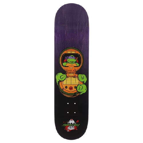 SANTA CRUZ X TMNT DONATELLO 8.125 X 31.7