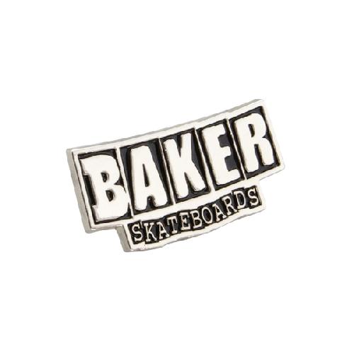 BAKER PIN BRAND LOGO