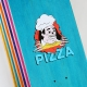PIZZA PIZZAAHH MONSTER PULIZZI DECK 8 x 31.5