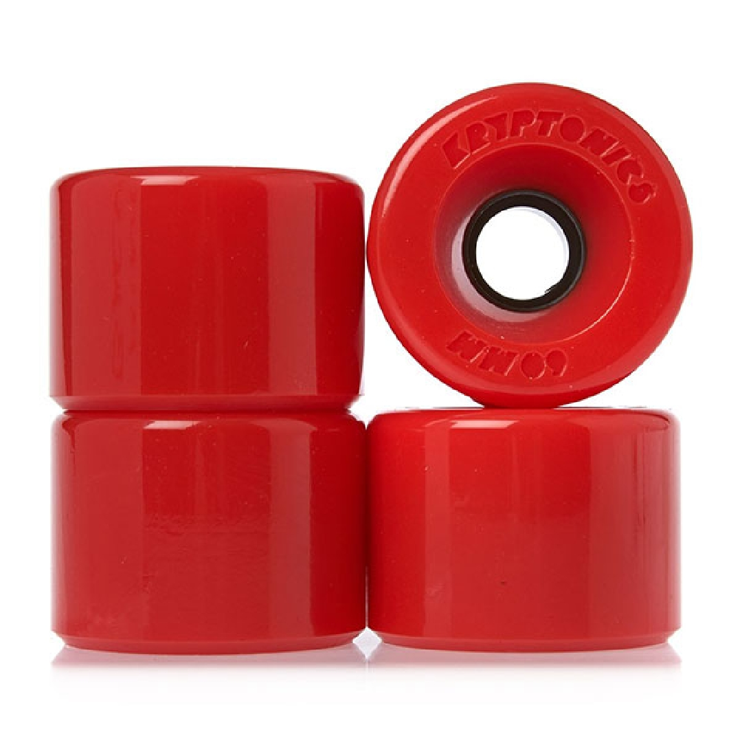 KRYPTONICS STAR TRAC SOFT AND FAST RED 78A  60MM