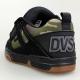 DVS COMMANCHE black camo nubuck