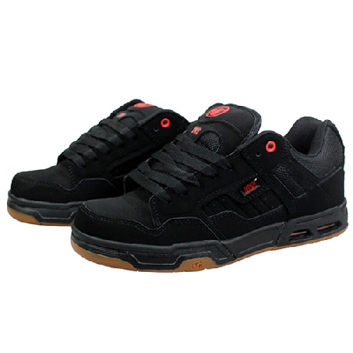DVS ENDURO HEIR black red gum nubuck