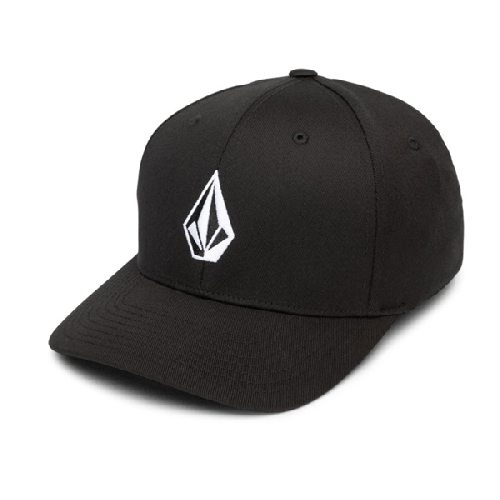 VOLCOM FULL STONE XFIT HAT black