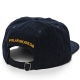 POLAR CORD 5 PANEL CAPS Navy