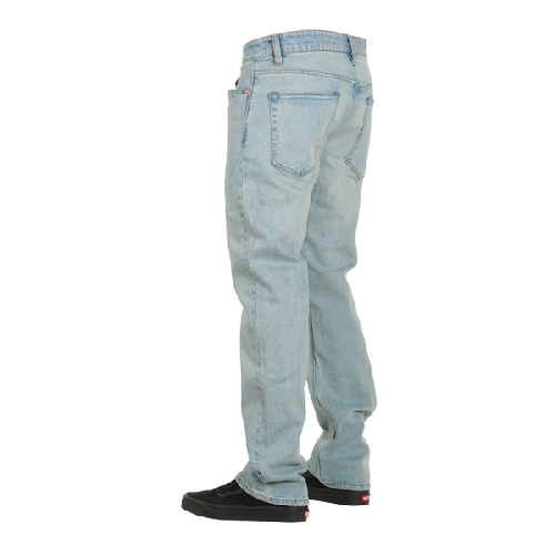 VOLCOM SOLVER DENIM all over stone light