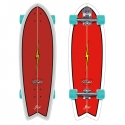 YOW SURF PIPE POWER SURFING SERIES YOW SURFSKATE 32 pouces