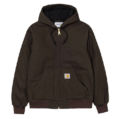 CARHARTT ACTIVE JACKET Tobacco