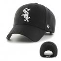 47 BRAND MLB CHICAGO WHITE SOX MVP CAP black