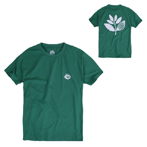 MAGENTA CLASSIC PLANT TEE green