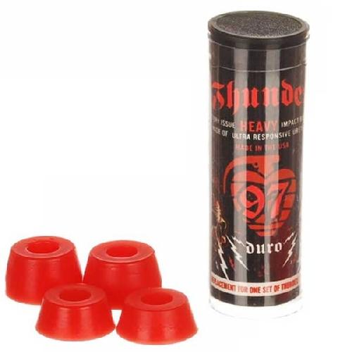 THUNDER TUBE DE 4 GOMMES 97D red