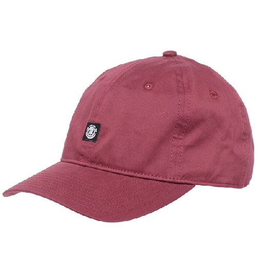 ELEMENT FLUKY DAD CAP napa red