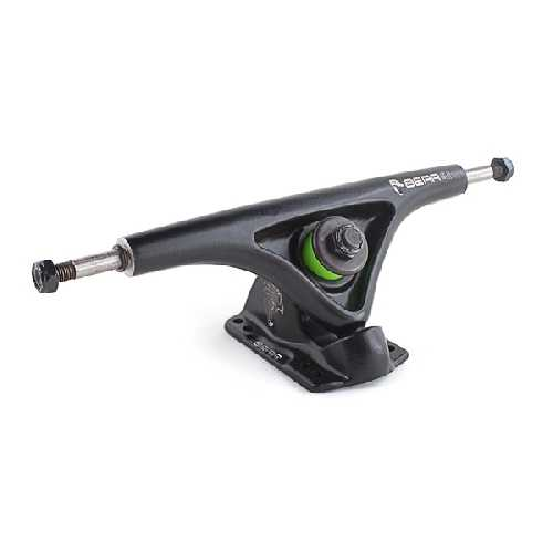 BEAR TRUCK GRIZZLY 181MM 52 black