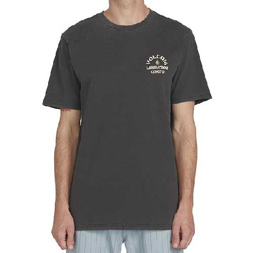 VOLCOM CJ COLLINS SS TEE black