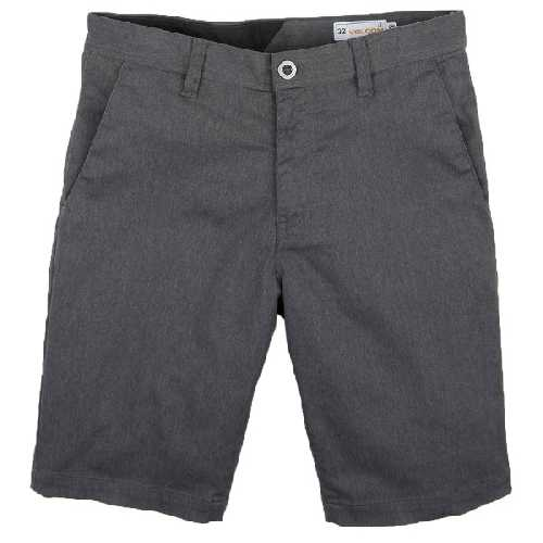 VOLCOM FRICKIN MODERN STRECH SHORT charcoal heather