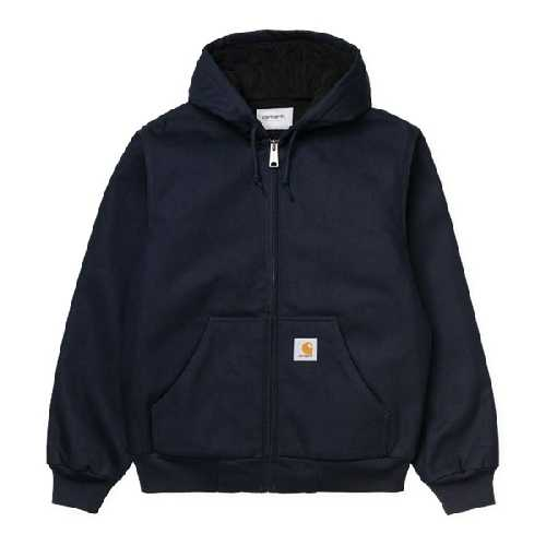 CARHARTT WIP ACTIVE JACKET Dark Navy rigid