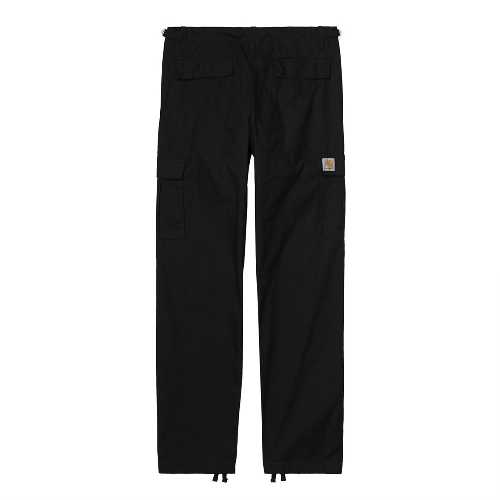 CARHARTT WIP AVIATION PANT black rinsed