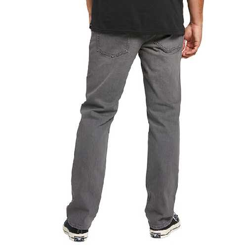 VOLCOM SOLVER DENIM grey vintage