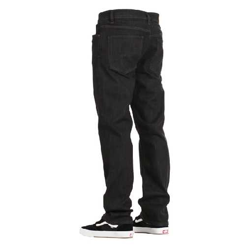 VOLCOM SOLVER DENIM ink black