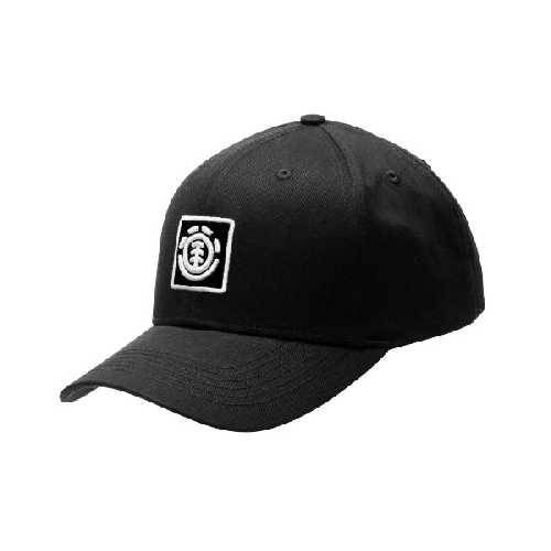 ELEMENT TREELOGO BOY CAP flint black