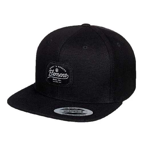ELEMENT TRADER CAP Flint Black