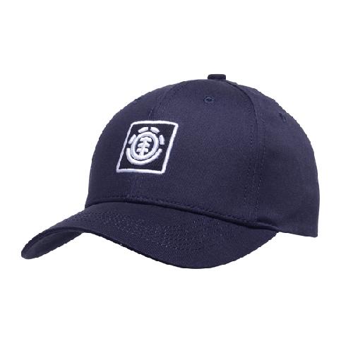 ELEMENT TREELOGO BOY CAP eclipse navy