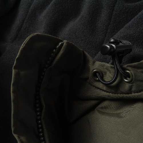 CARHARTT WIP HOODED SAIL JACKET Cypress / Black