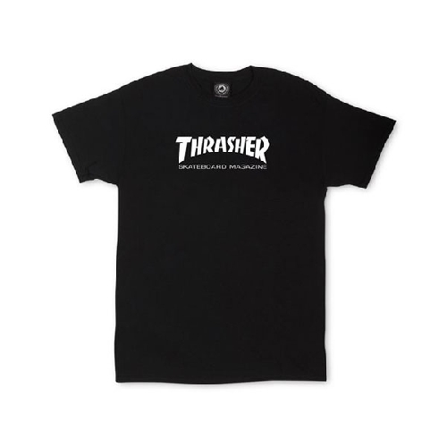 THRASHER SKATE MAG YOUTH TEE black