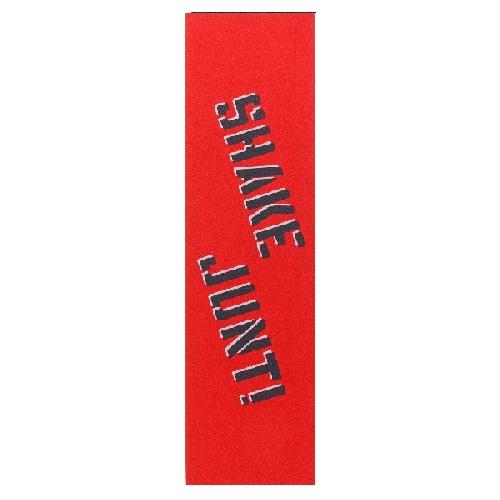 SHAKE JUNT GRIP PLAQUE COLORED red black