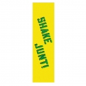 SHAKE JUNT GRIP PLAQUE COLORED yellow green