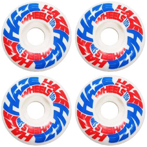 HAZE TWIRL WHEELS 99A 53mm