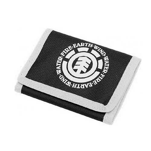 ELEMENT ELEMENTAL WALLET black white