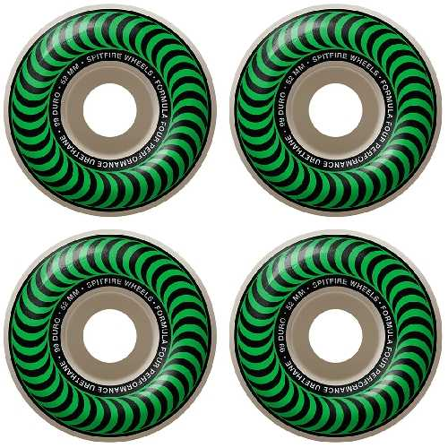SPITFIRE FORMULA FOUR CLASSIC WHEELS 99D 52mm