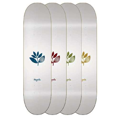 MAGENTA TEAM WOOD QD DECK assorted colors