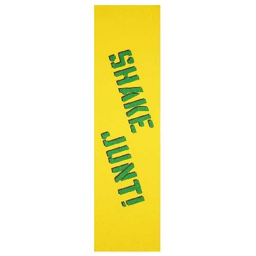 SHAKE JUNT GRIP PLAQUE COLORED yellow green