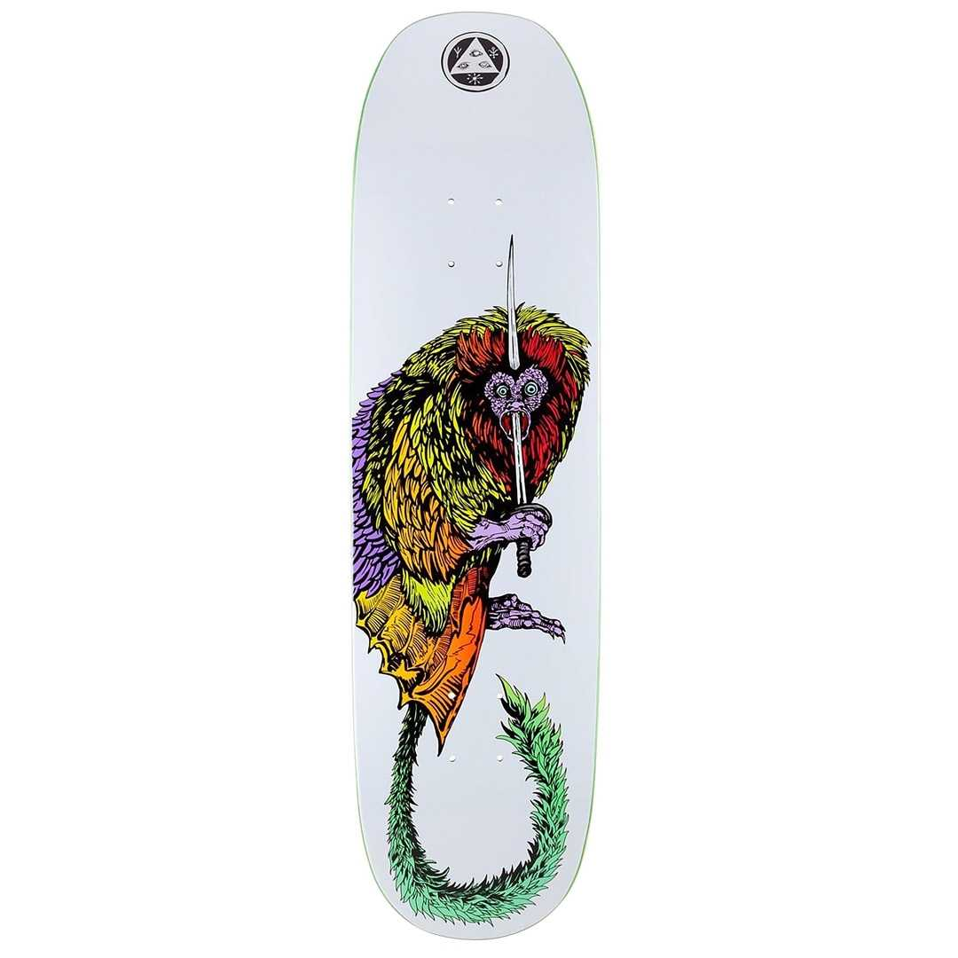 WELCOME TAMARIN ON MOONTRIMMER 2 0 DECK 8.5 x 32.5
