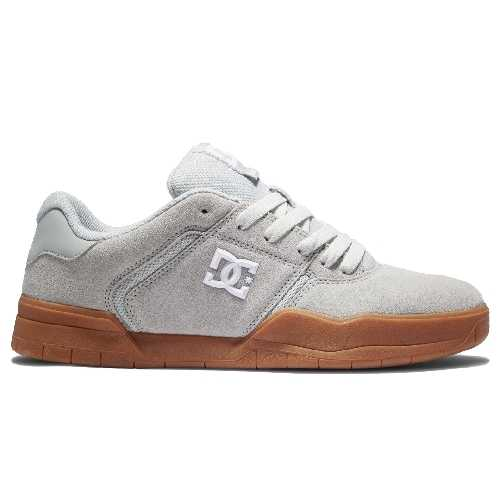 DC SHOES CENTRAL grey gum