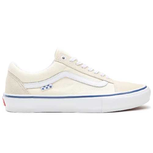 VANS OLD SKOOL PRO SKATE off white