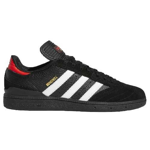 ADIDAS BUSENITZ core black cloud white