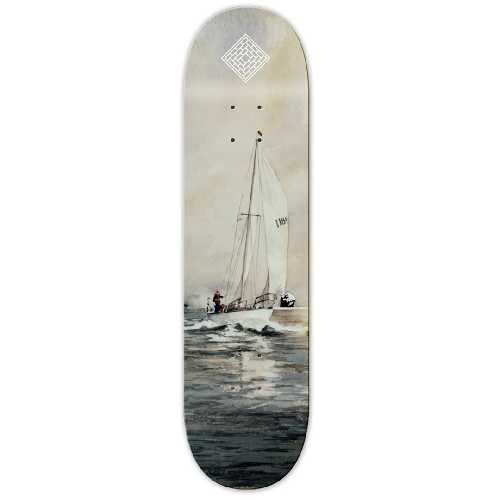 THE NATIONAL SKATE CO RESAIL MC DECK 8