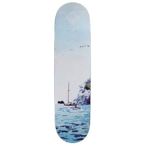 THE NATIONAL SKATE CO SAILING BOAT HC DECK 8.25