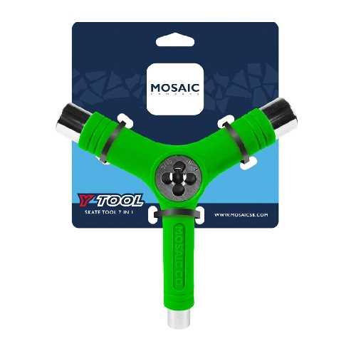 MOSAIC Y TOOL green