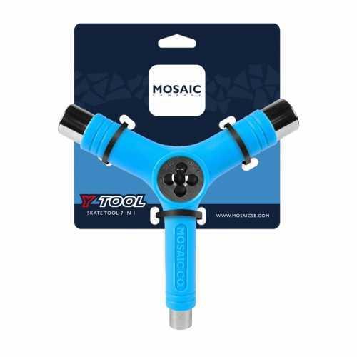 MOSAIC Y TOOL blue