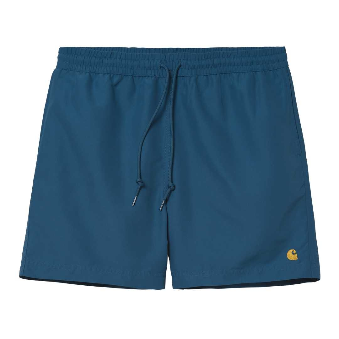 CARHARTT WIP CHASE SWIM TRUNK Shore / Gold
