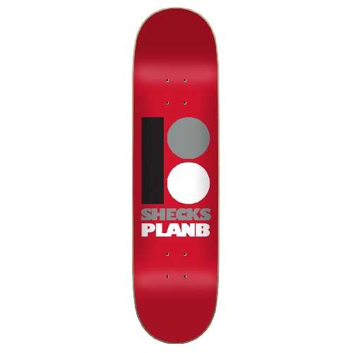 PLAN B ORIGINAL SHECKS DECK 8.125 x 31.75