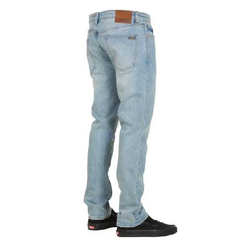 VOLCOM VORTA DENIM all over stone light