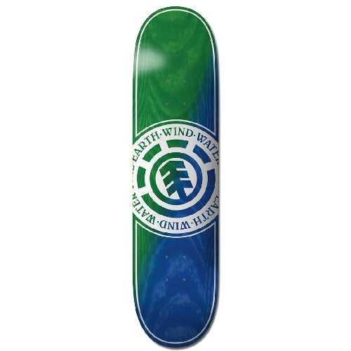 ELEMENT SEAL GREEN BLUE DECK 8.38 x 32.25